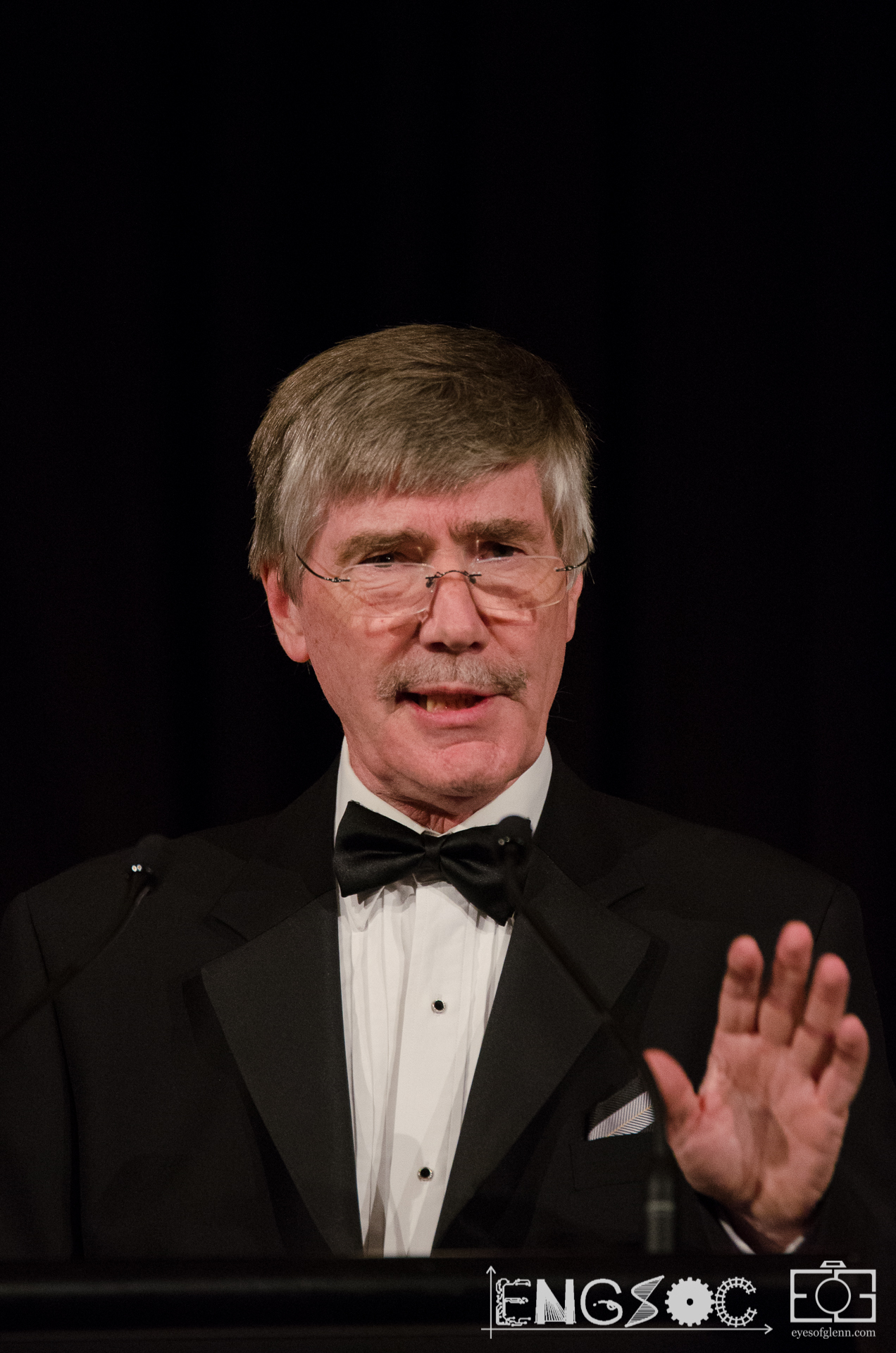 Graham Davies speaks at the UNSW Engineering Ball 2014