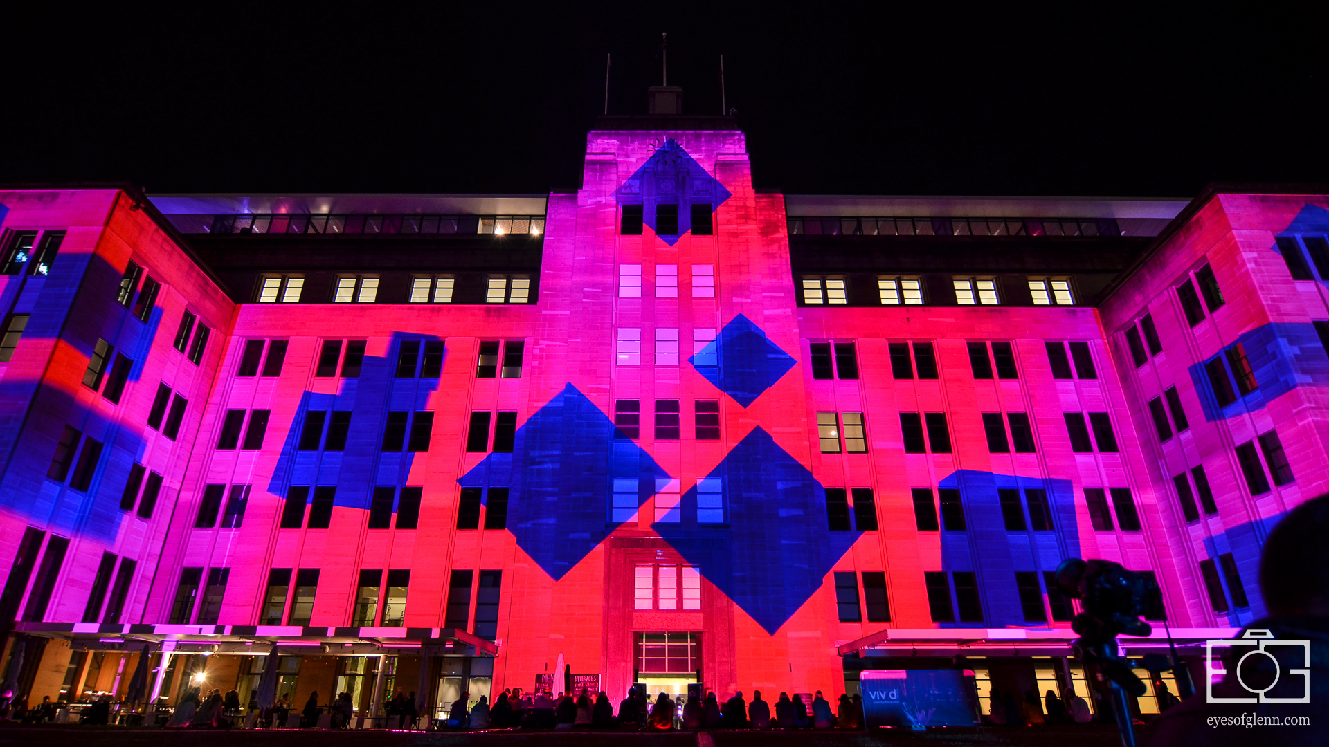 Museum of Contemporary Art, Vivid Sydney 2013