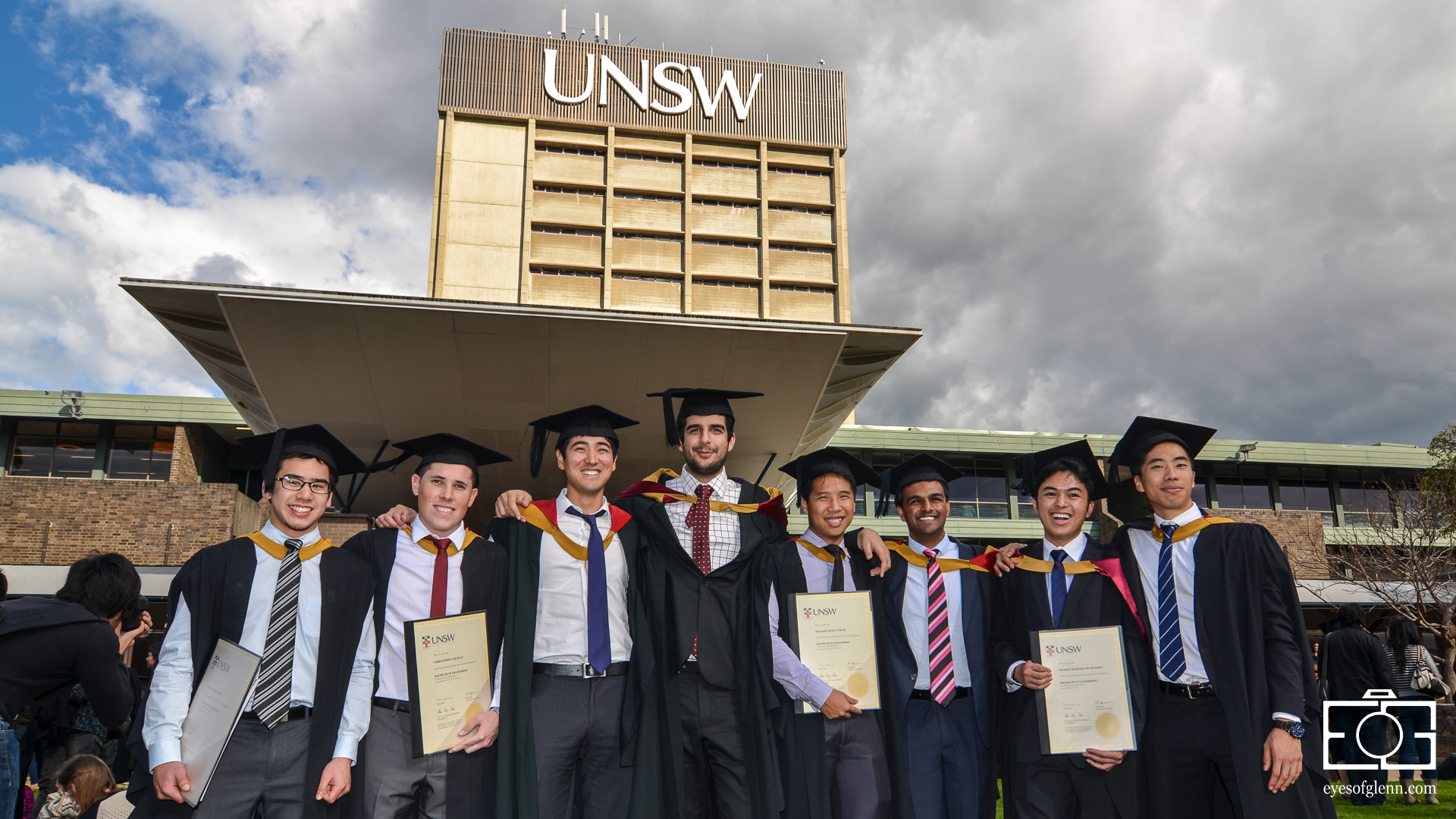 Mechanical/Mechatronic Engineering Graduates UNSW
