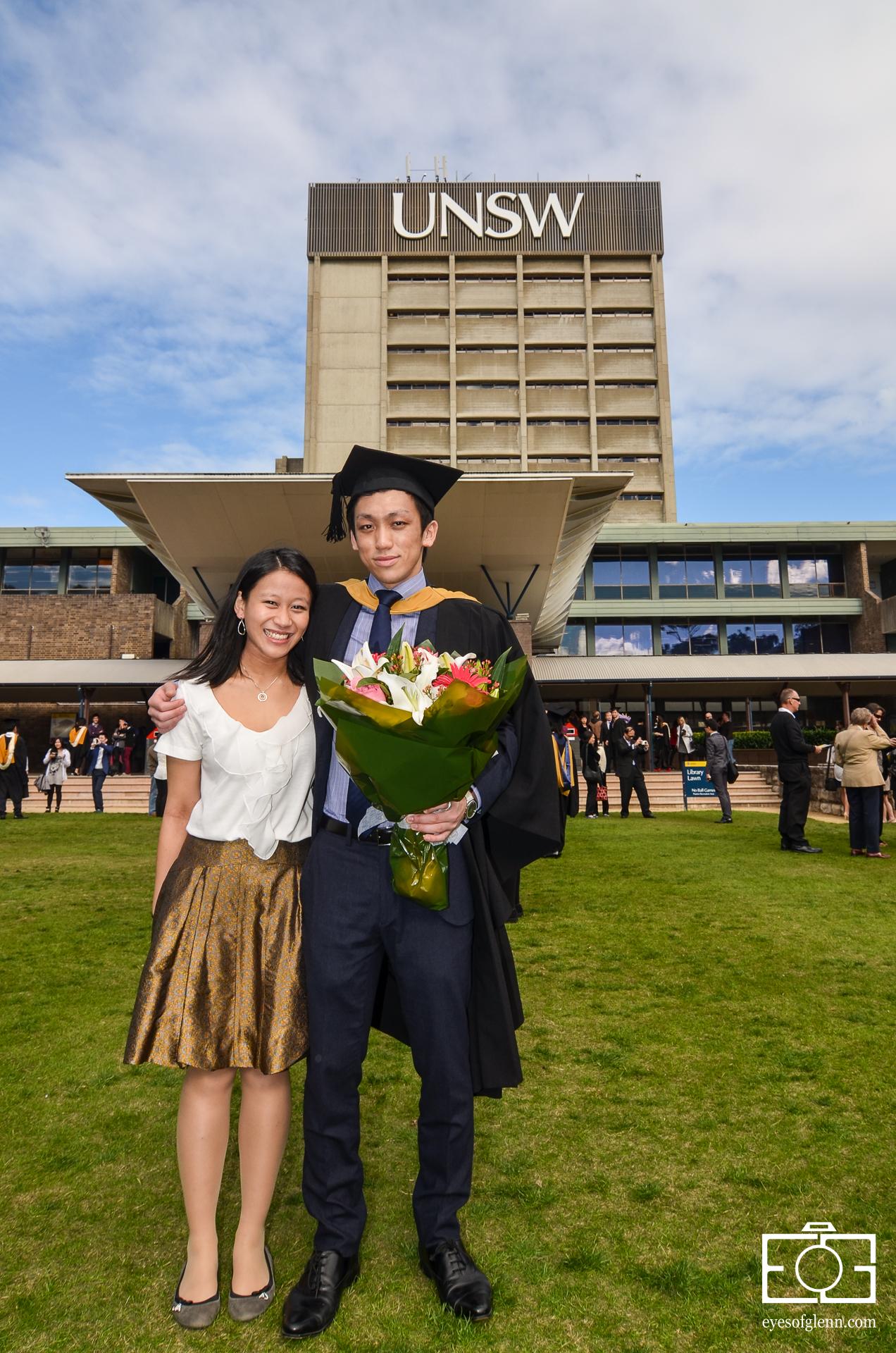 Law Graduate UNSW