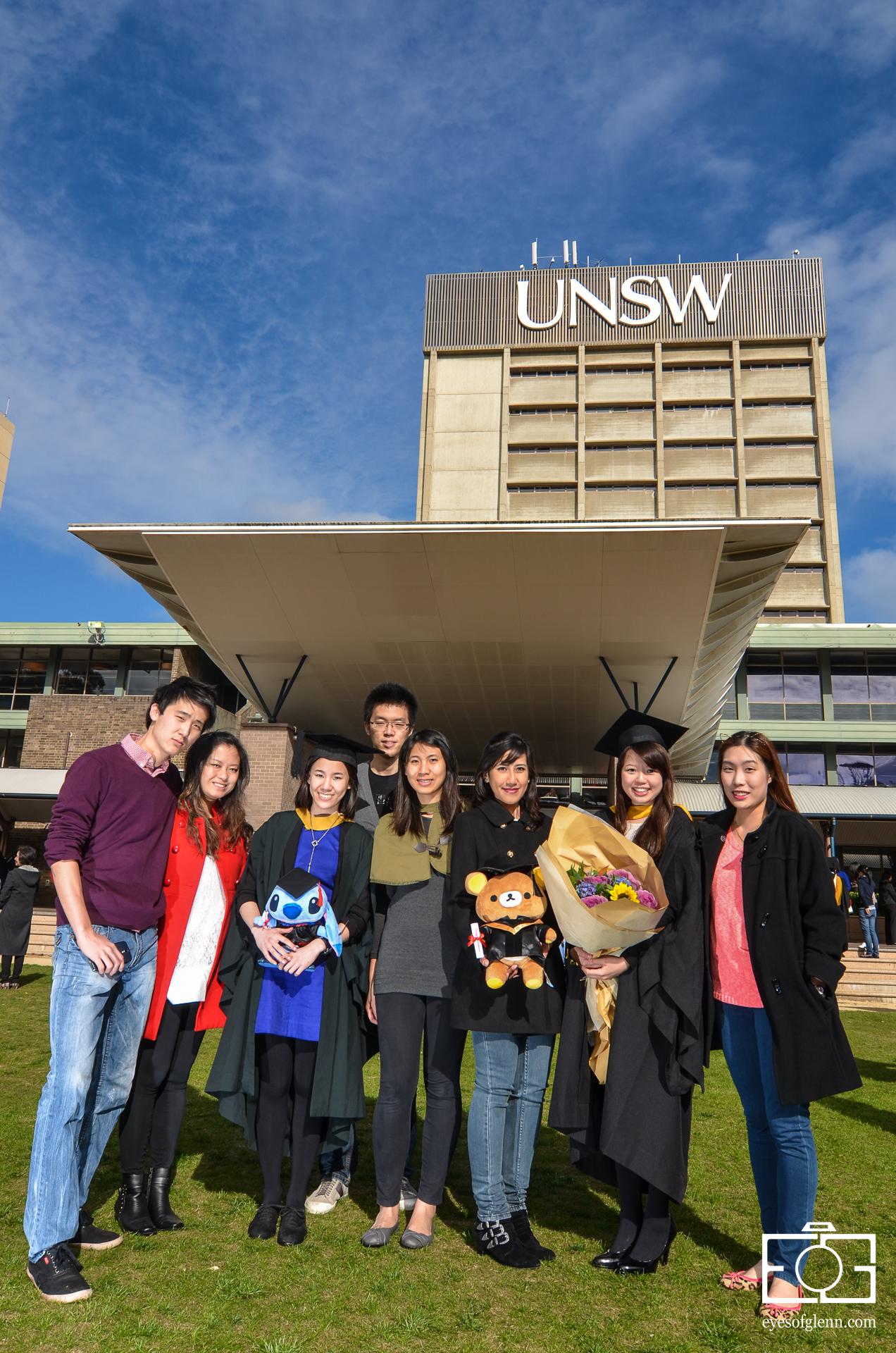 Science Graduate UNSW