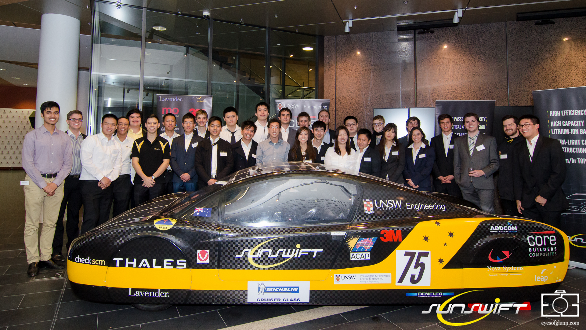 Sunswift Land Speed Record Team